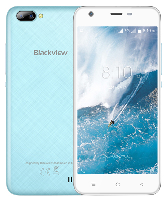 фото товара Blackview A7 Blue