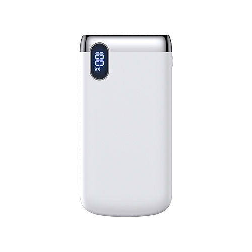 фото товара УМБ Joyroom D-M194 Li-Pol LCD PD 10000mAh White
