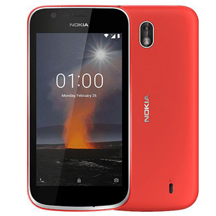 фото товара Nokia 1 DS Red