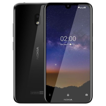 фото товара Nokia 2.2 2/16Gb Black