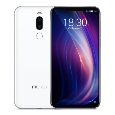 фото товара Meizu X8 4/64Gb White