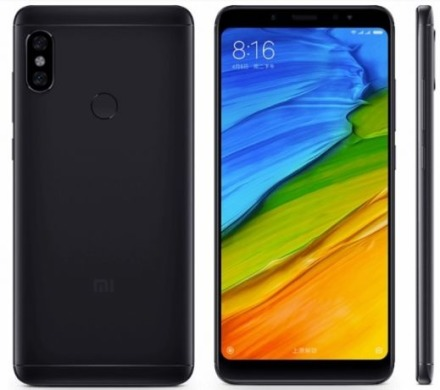 фото товара Xiaomi Redmi Note 5 4/64Gb Black