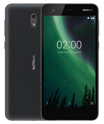 фото товара Nokia 2 DS Pewter Black