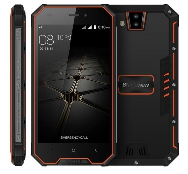 фото товара Blackview BV4000 Pro Orange