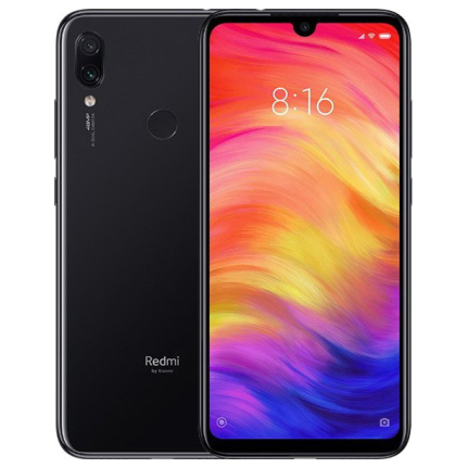 фото товара Xiaomi Redmi Note 7 4/64Gb Space Black