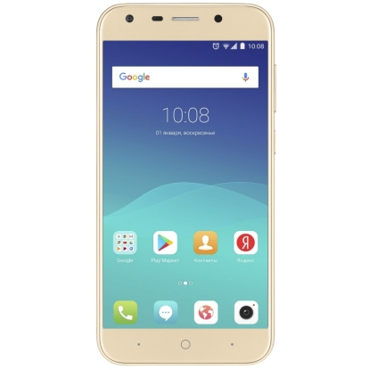 фото товара ZTE Blade A6 metal Gold