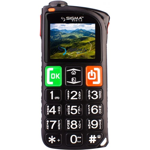 фото товара Sigma Comfort 50 Light Dual Sim Black
