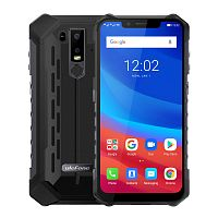 фото товара Ulefone Armor 6S (6/128Gb, 4G, IP69K, Wireless charge) Black