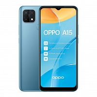 фото товара Oppo A15 2/32Gb Blue