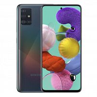 фото товара Samsung A515F Galaxy A51 4/64Gb Black