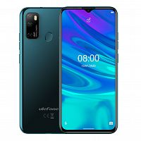 фото товара Ulefone Note 9P (4/64Gb, 4G) Midnight Green