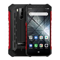 фото товара Ulefone Armor X3 (IP68, 2/32Gb, 3G) Black-Red