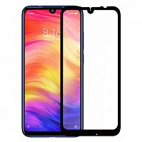 фото товара Защитное стекло Full Glue Ceramics Anti-shock Glass Xiaomi Redmi 7А/6/6A Black
