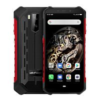 фото товара Ulefone Armor X5 (IP69K, 3/32Gb, NFC, 4G, Android 10) Red