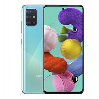 фото товара Samsung A515F Galaxy A51 4/64Gb Blue