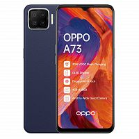 фото товара Oppo A73 4/128Gb Blue