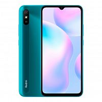 фото товара Xiaomi Redmi 9A 2/32Gb Peacock Green