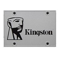 "фото товара SSD 120GB Kingston UV500 2.5"" SATA III 6 Gbit/s, Read/Write: 520 MB/s / 320 MB/s, TLC"