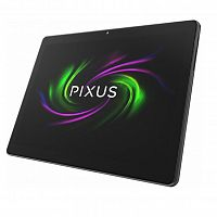 "фото товара Планшет Pixus Joker 4G Black 10.1"", IPS, Octa core(8), 2.0Ghz+1.5Ghz,2Gb/16Gb, BT4.0, 802.11 a/b/g/n , GPS/A-GPS, 5MP/8MP, Android 9.0,"