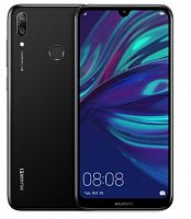 фото товара Huawei Y7 2019 3/32Gb Midnight Black