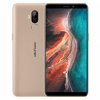 фото товара Ulefone P6000 Plus (3/32Gb, 4G, 6350 mAh) Gold