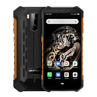 фото товара Ulefone Armor X5 (IP69K, 3/32Gb, NFC, 4G, Android 10) Orange