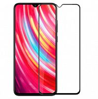 фото товара Защитное стекло Full Glue Ceramics Anti-shock Glass Xiaomi Redmi Note 8T Black