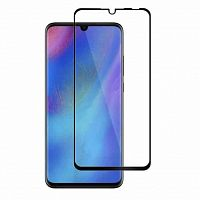 фото товара Защитное стекло MakeFuture Huawei P30 Lite Full Cover (full glue) Black