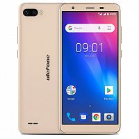 фото товара Ulefone S1 (1/8Gb, 3G) Gold