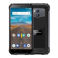 фото товара Ulefone Armor X (IP68, 4G, NFC, Wireless charge) Gray
