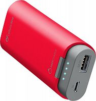 фото товара УМБ Cellularline FreePower 5200 red (FREEP5200R)