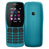 фото товара Nokia 110 DS 2019 Ocean Blue