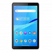 "фото товара Планшет Lenovo TAB M7 TB-7305X LTE (ZA570039UA) Onyx Black 7"", IPS, Quad Core, 1.3Ghz,1Gb/16Gb, BT4.2, 802.11 a/b/g/n , GPS, 2MP/2MP, Android 9.0,"