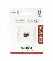 фото товара Verico MicroSDHC 8GB Class 10 (card only)