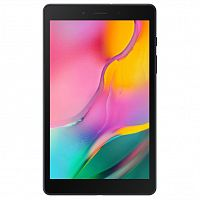 "фото товара Планшет Samsung T295 Galaxy Tab A 2019 8"" LTE Black 8"", TFT, Quad Core, 2.0Ghz,2Gb/32Gb, BT4,2, 802.11 a/b/g/n , GPS/ГЛОНАСС, 2MP/8MP, Android 9.0,"
