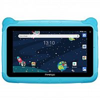 "фото товара Планшет Prestigio Smartkids PMT3197 Wi-Fi  7"", IPS, Quad Core, 1.3Ghz,1Gb/16Gb, BT4.0, 802.11 b/g/n, 0.3MP/2MP, Android 8.1,"