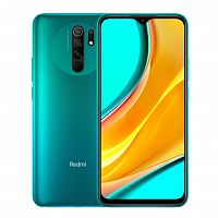 фото товара Xiaomi Redmi 9 4/64Gb Ocean Green