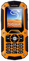 фото товара Sigma Х-treme IT67M Black Orange