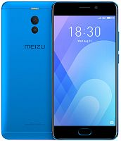 фото товара Meizu M6 Note 32Gb Blue
