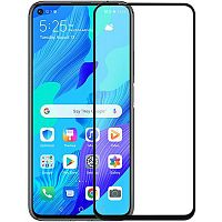 фото товара Защитное стекло Florence (full glue) Huawei Nova 5T/ Honor 20 Full Cover Black (тех.пак)