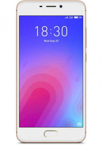 фото товара Meizu M6 32Gb Gold