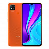 фото товара Xiaomi Redmi 9C 2/32Gb Sunrise Orange