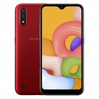 фото товара Samsung A015F Galaxy A01 Red