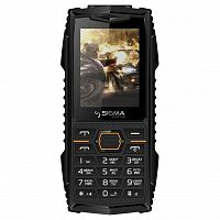 фото товара Sigma X-Treme AZ68 Black-Orange