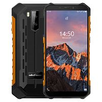 фото товара Ulefone Armor X5 Pro (IP69K, 4/64Gb, NFC, 4G) Orange
