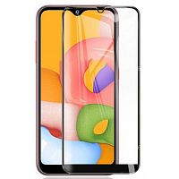 фото товара Защитное стекло Florence (full glue) Samsung A21s (2020) A217F Full Cover Black