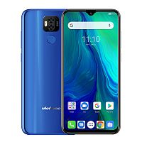 фото товара Ulefone Power 6 (4/64Gb, 4G, NFC, 6350 mAh) Blue