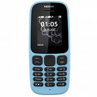 фото товара Nokia 105 DS New Blue