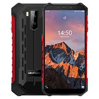 фото товара Ulefone Armor X5 Pro (IP69K, 4/64Gb, NFC, 4G) Red