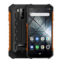 фото товара Ulefone Armor X3 (IP68, 2/32Gb, 3G) Black-Orange